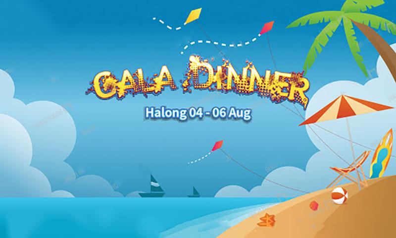 gala dinner backdrop